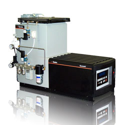 The Dynamelt™ S Series APS adhesive supply unit for PUR adhesives from ITW Dynatec®
